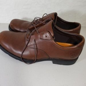 TIMBERLAND men used shoes size 8